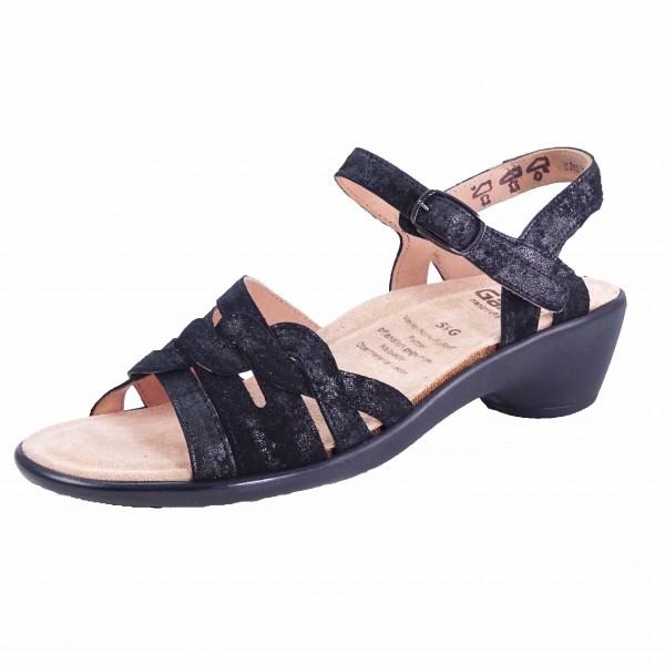 Bild 1 - Ganter Damen Fußbett Sandale 2003150100 Gemma