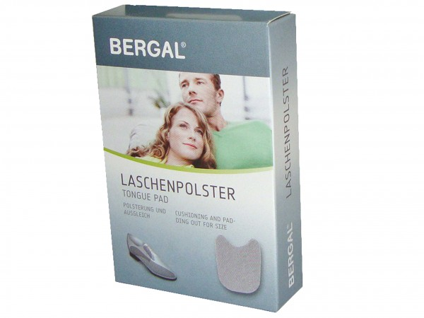 Bild 1 - Bergal Laschenpolster 8634502 Laschenpolster
