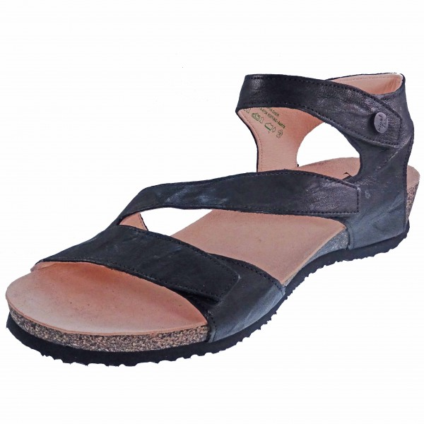 Bild 1 - Think Damen Fußbett Sandale 9-89370-00 DUMIA