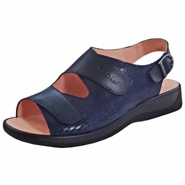 Bild 1 - Ganter Damen Fußbett Sandale 7-2025103500 Monica