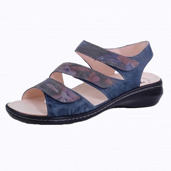 Bild 1 - Think Damen Fußbett Sandale 80434-90 CAMILLA 15