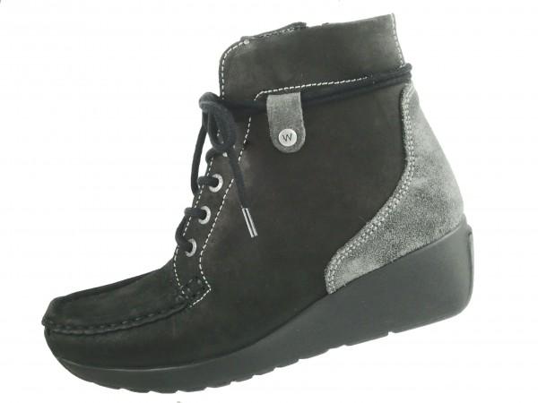 Bild 1 - Wolky Damen Schnür Stiefel 4351500 Flow