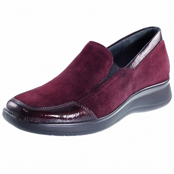 Bild 1 - Semler Damen Fußbett Slipper R2025511/068 Regina