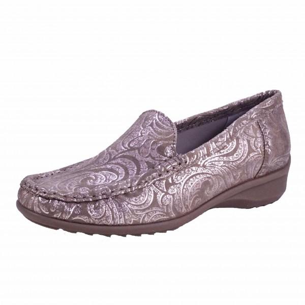 Bild 1 - Ara Damen Fußbett Mokassin 12-40101-46 ATLANTA