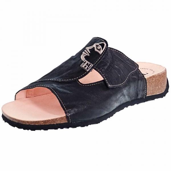 Bild 1 - Think Damen Fußbett Pantolette 8-88351-02 MIZZI