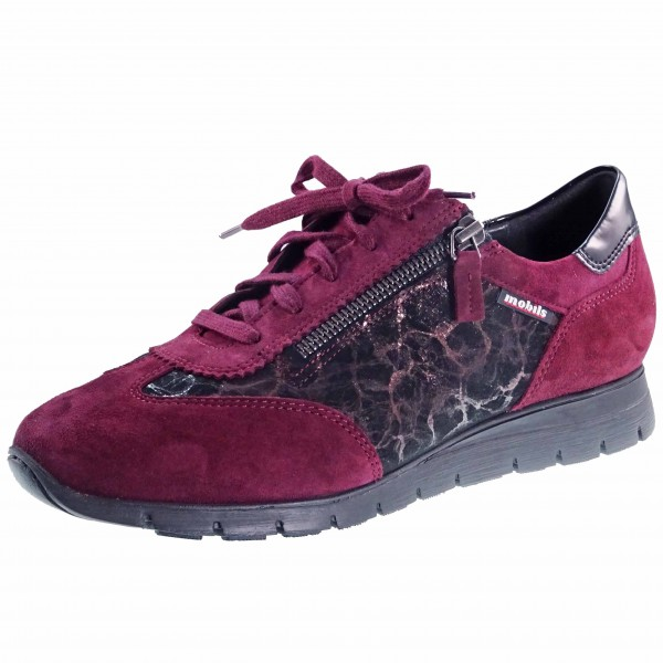 Bild 1 - Mephisto Damen Fußbett Sneaker Donia 12270/4917