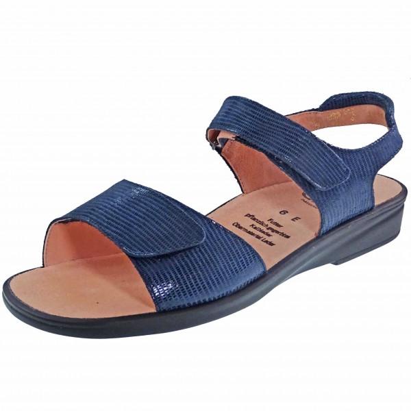 Bild 1 - Ganter Damen Fußbett Sandale 7-2028593500 Sonnica