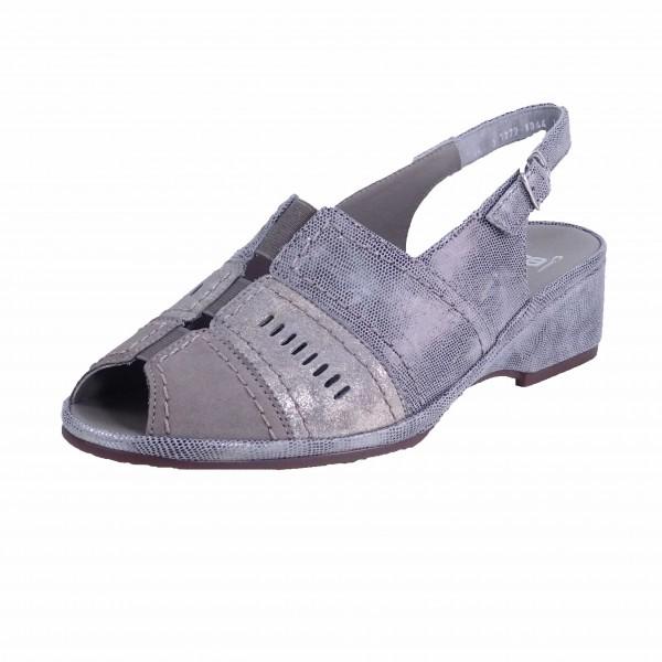 Bild 1 - Ara Damen Fußbett Sandale 12-37039-16 RUEGEN