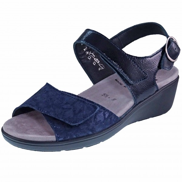 Bild 1 - Semler Damen Vario-Fußbett Sandale R9045811080 Ramona