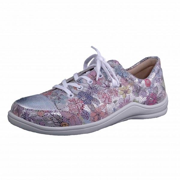 Bild 1 - Finn Comfort Damen Fashion Schnürschuh Soho 02743901808 Fashion-Line