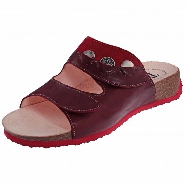 Bild 1 - Think Damen Fußbett Pantolette 8-88364-72 MIZZI