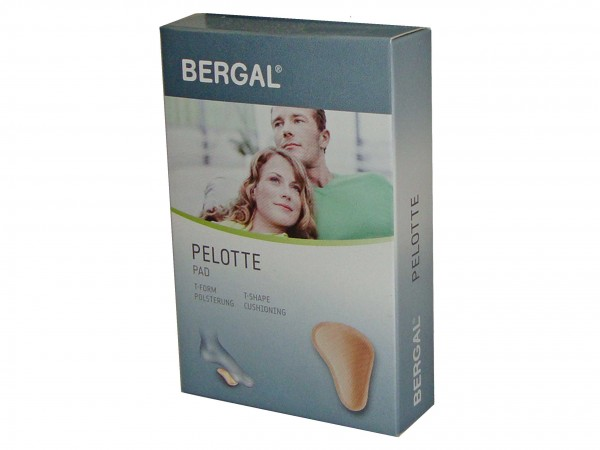 Bild 1 - Bergal Pelotte 8682301 Pelotte T-Form