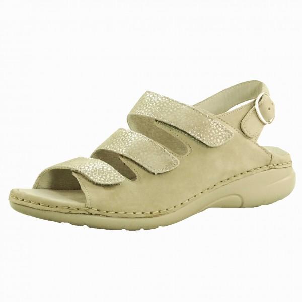 Sandale Waldläufer Gunna Damen 204003200802 Luftpolster DEYH2IW9