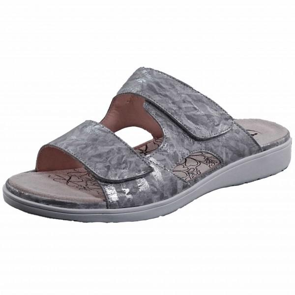 Bild 1 - Ganter Silber-graue Pantolette 2001566700 Gina