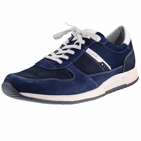Bild 1 - Sioux Herren Fußbett Sneaker 36611 Rojaro-704