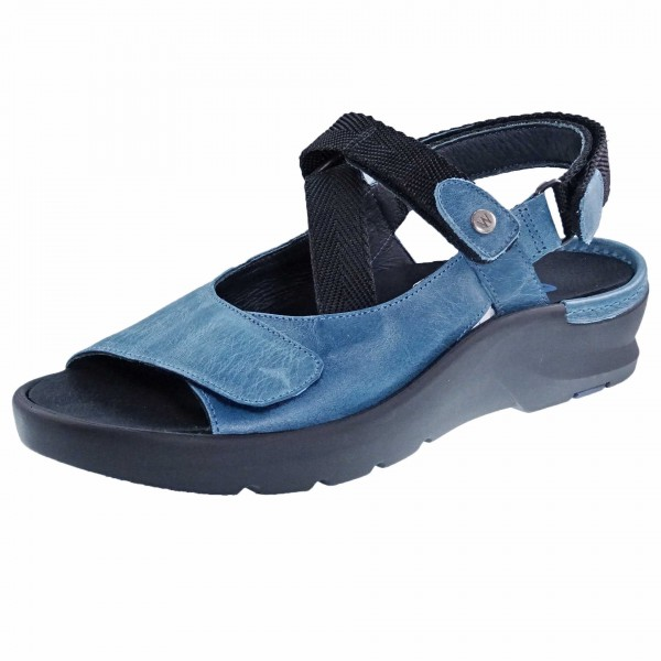 Bild 1 - Wolky Damen Fußbett Sandale 0392535815 Lisse
