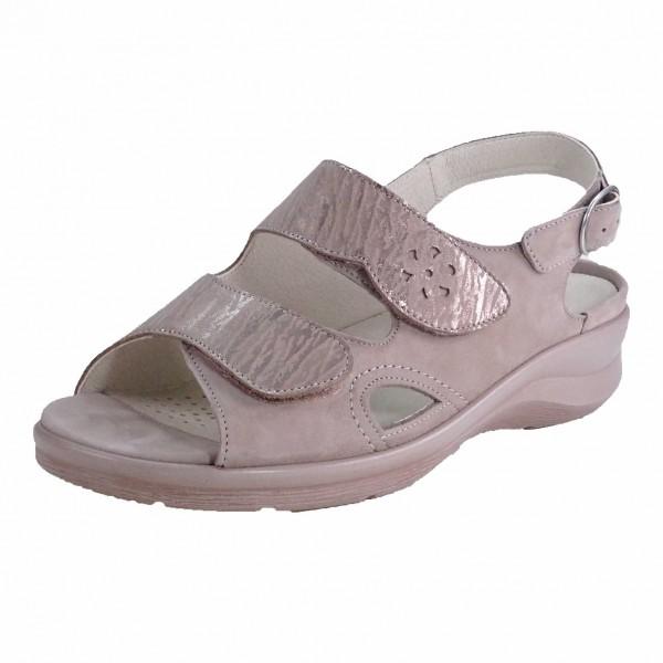 Bild 1 - Waldläufer Damen Fußbett Sandale 811004-306-900 Merle