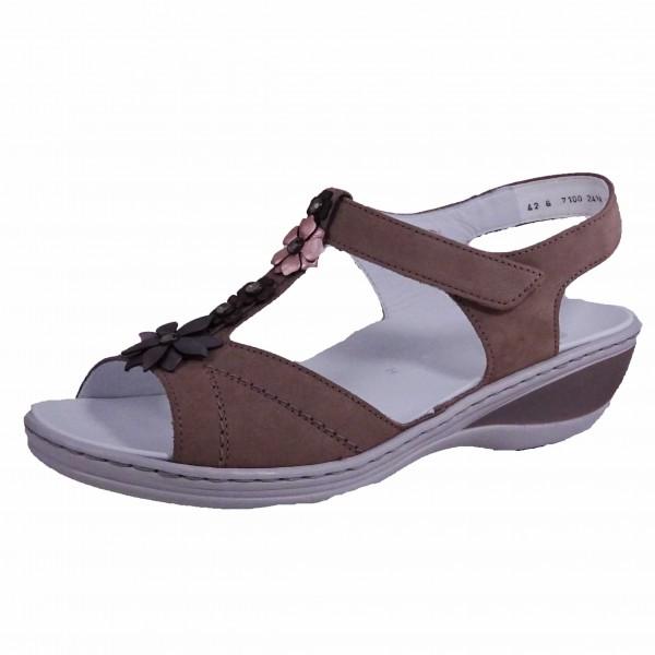 Bild 1 - Ara Damen Fußbett Sandale 12-39002-05 COLMAR