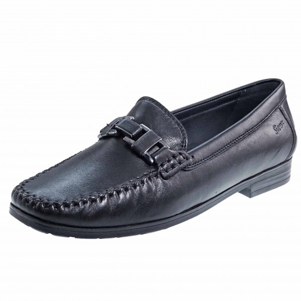 Bild 1 - Sioux Damen Mokassin Slipper 60604 Cambria