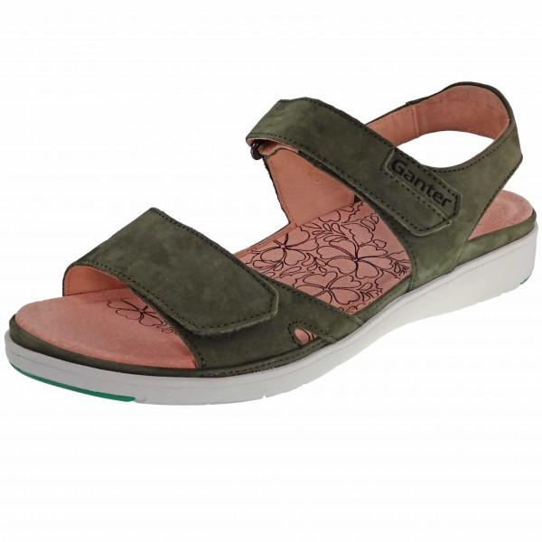 Bild 1 - Ganter Damen Fußbett Sandale 7-2001225500 Gina