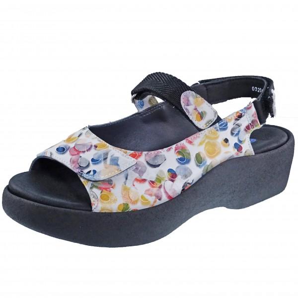 Bild 1 - Wolky Damen Einlagen Sandale 0320412910 Jewel