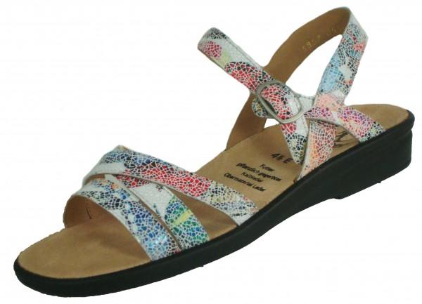 Bild 1 - Ganter Damen Fußbett Sandale 2028209900 Sonnica